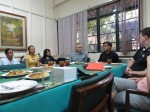 Communications Workshop at Mary Johnston Hospital